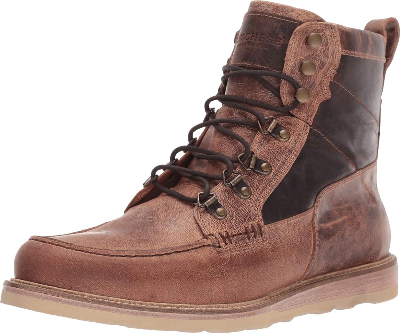 Lucchese Men's 春の新作シューズ満載 Lace-Up Range Boot Toe 価格 31501 - Moc