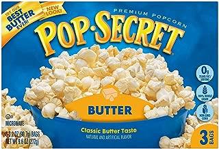 Pop Secret Butter 3 pk Microwave Popcorn 9.6oz