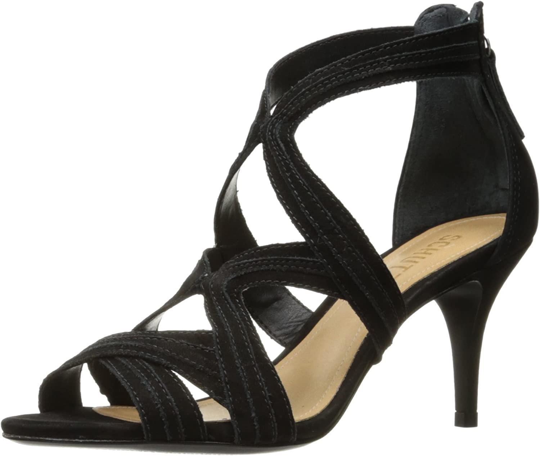 Schutz Womens Cayenne Gladiator Sandal