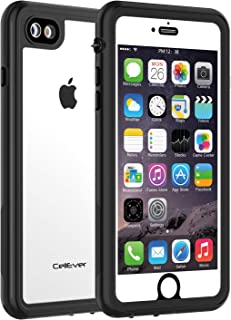 iPhone 7/8 CellEver Waterproof Cases iPhone 7/8 Black