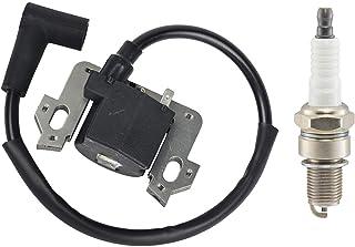 OuyFilters Repuesto de bobina de ignición con enchufe Spark para Honda GC135, GC160, GC190, GCV135, GCV160, GCV190, Replace 0500-ZL8-004.