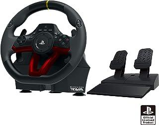 【SONYライセンス商品】ワイヤレスレーシングホイールエイペックス for PlayStation®4/PC【PS4対応】