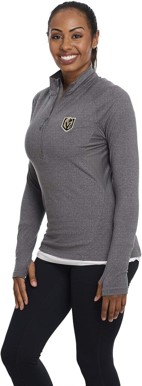 Women's Vegas service Knights 1 2 Zip YOGA Fivehole Jacket ENERGY Cl New sales