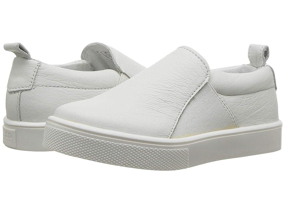 Freshly Picked Slip-On Sneaker (Toddler/Little Kid) (White) Kid