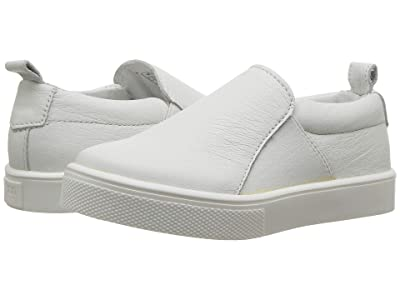 Freshly Picked Slip-On Sneaker (Toddler/Little Kid) (White) Kid