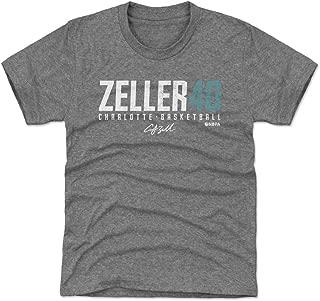 500 LEVEL Cody Zeller Charlotte Basketball Kids Shirt - Cody Zeller Zeller40