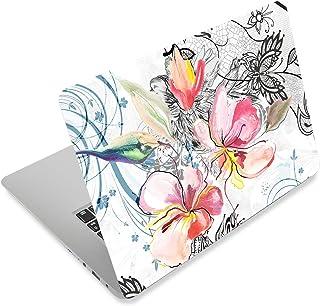 ملصق جلد لجهاز اللاب توب، ملصق متعدد الاستخدامات للنوت بوك الجلد، قابل لاعادة الاستخدام، 11.6 12.1 13 13.3 14 15.4 15.6 ان...