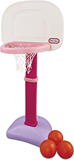Little Tikes TotSports Easy Score Basketball Set for Kids - Basketball Hoop for Toddlers 1-3 Years - Indoor & Outdoor Bask...