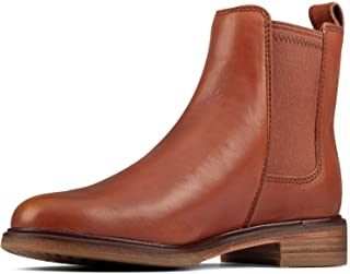 Clarks Clarkdale Arlo Tan Leather 6 B (M)