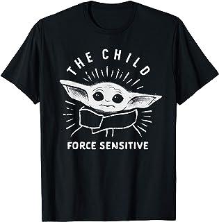 Star Wars The Mandalorian The Child Force Sensitive T-Shirt