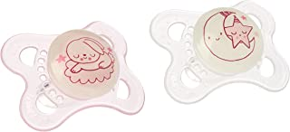 MAM 2pk Night Soothers, 0-4 Months