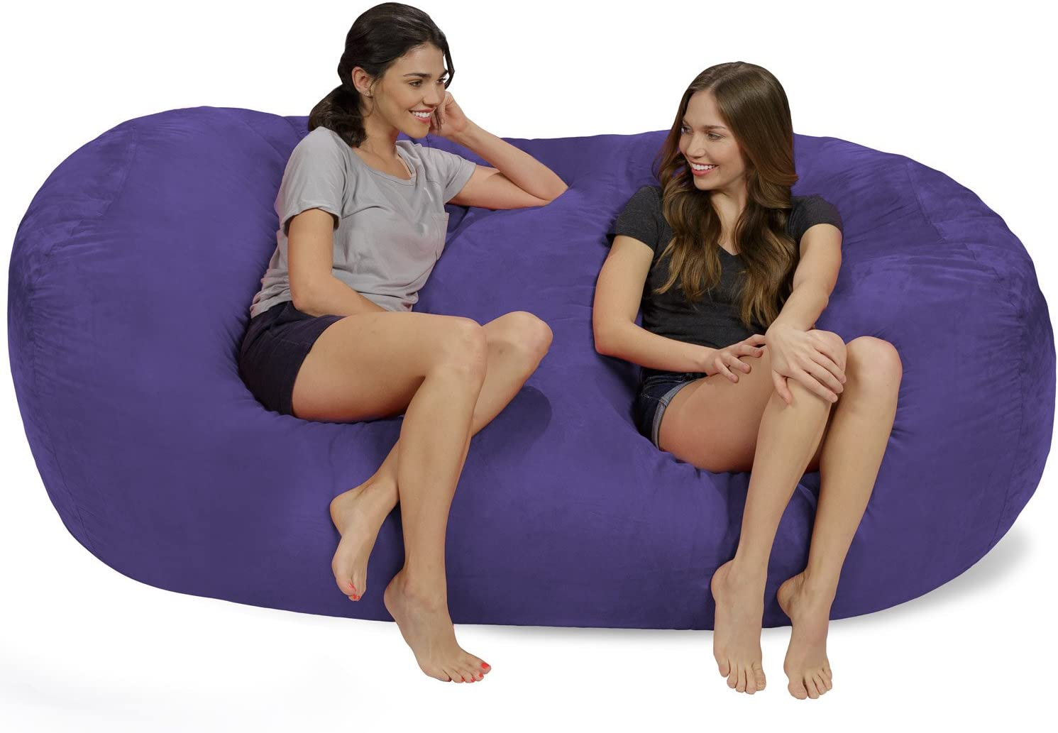 Chill Sack Bean Bag Chair: Huge San Clearance SALE! Limited time! Antonio Mall Memory a Furniture 7.5' Foam