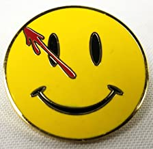 watchmen the comedian smiley face