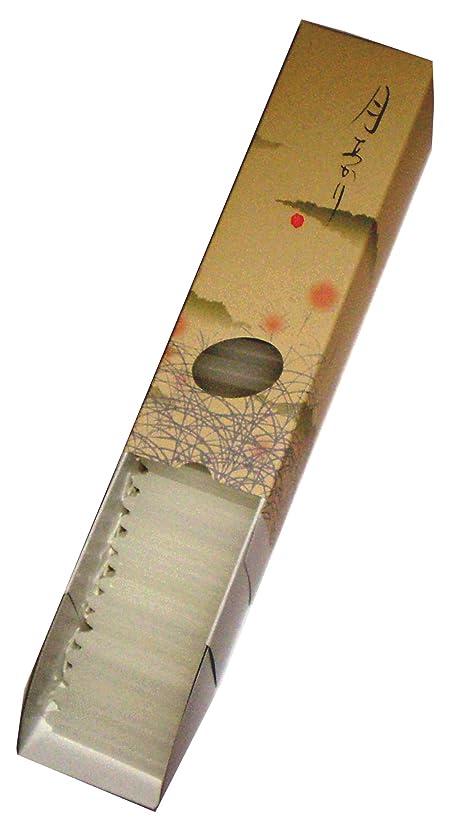 コンパスアリーナサンダル東海製蝋のろうそく 月あかり 太20分約130本