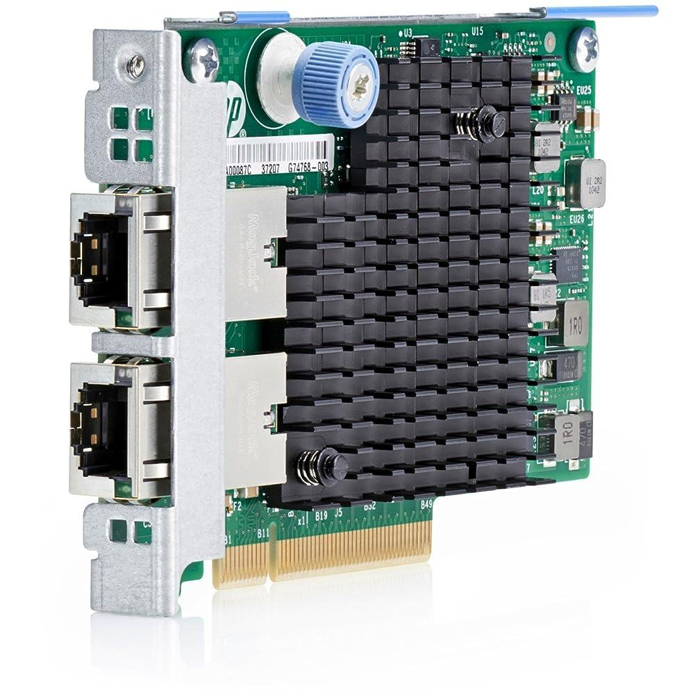 インストラクタープロペラ麺HP Ethernet 10Gb 2-Port 561FLR-T Adapter 700699-B21