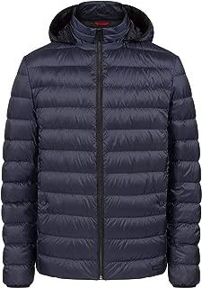 Balin 1841 Mens Puffer Jacket with Hood
