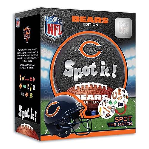 MasterPieces NFL Chicago Bears Spot It b9925968c