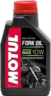 Motul 10w-Med Expert Fork Oil, Syn-Blend. Liter