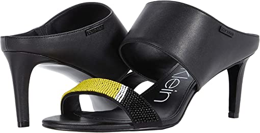 Black/Scuba Yellow