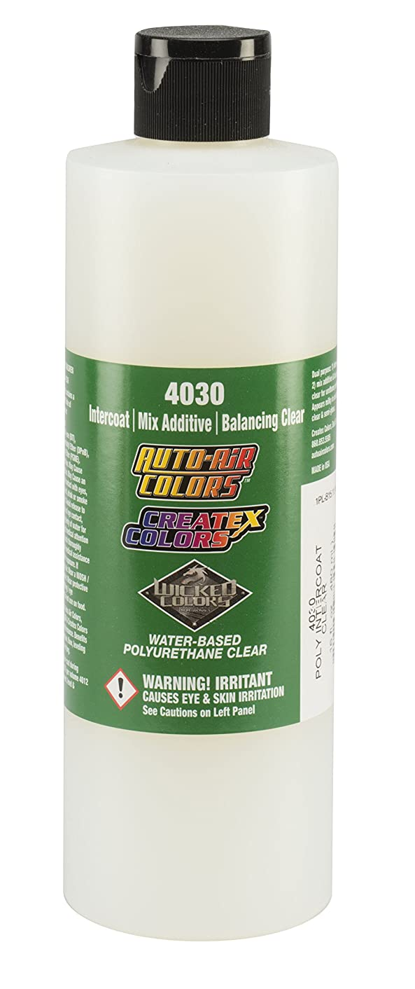 Createx Colors 4030 Intercoat & Mix Additive 16oz. Size
