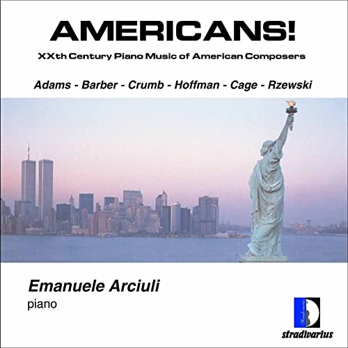 Americans: 20th Century Piano Music of American Composers by