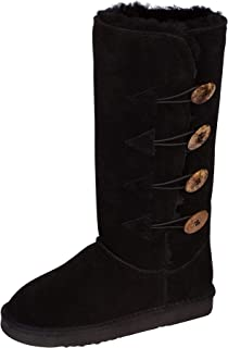 Kemi Classic Katie Four Toggle Ladies Winter Snow Boots - Fashionable Winter Boots for Women