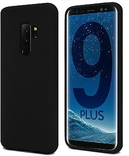 Goospery S9P-SFJEL-BLK - Funda para Samsung Galaxy S9 Plus (2018), color negro