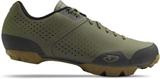 Giro Privateer Lace Mens Mountain Cycling Shoe − 46, Olive/Gum (2020)