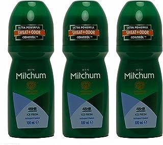 Multibuy Mitchum Men AdvancedTM Ice Fresh - Juego de 3