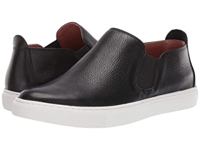 Gentle Souls by Kenneth Cole Lowe Elastic Slip-On (Black) Women