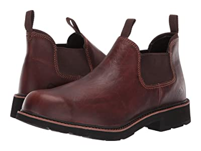 Wolverine Rancher Romeo Soft Toe (Brown) Men