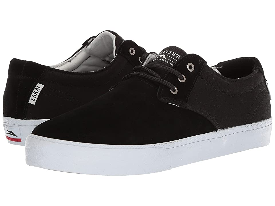 Lakai Daly (Black Suede 3) Men