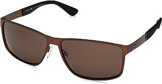 Tommy Hilfiger Rectangle Sunglasses for Unisex - Lens