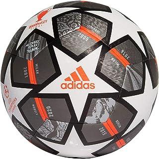 Adidas Unisex's Finale 20Y Training Texture Soccer Ball, Pantone/White, 5