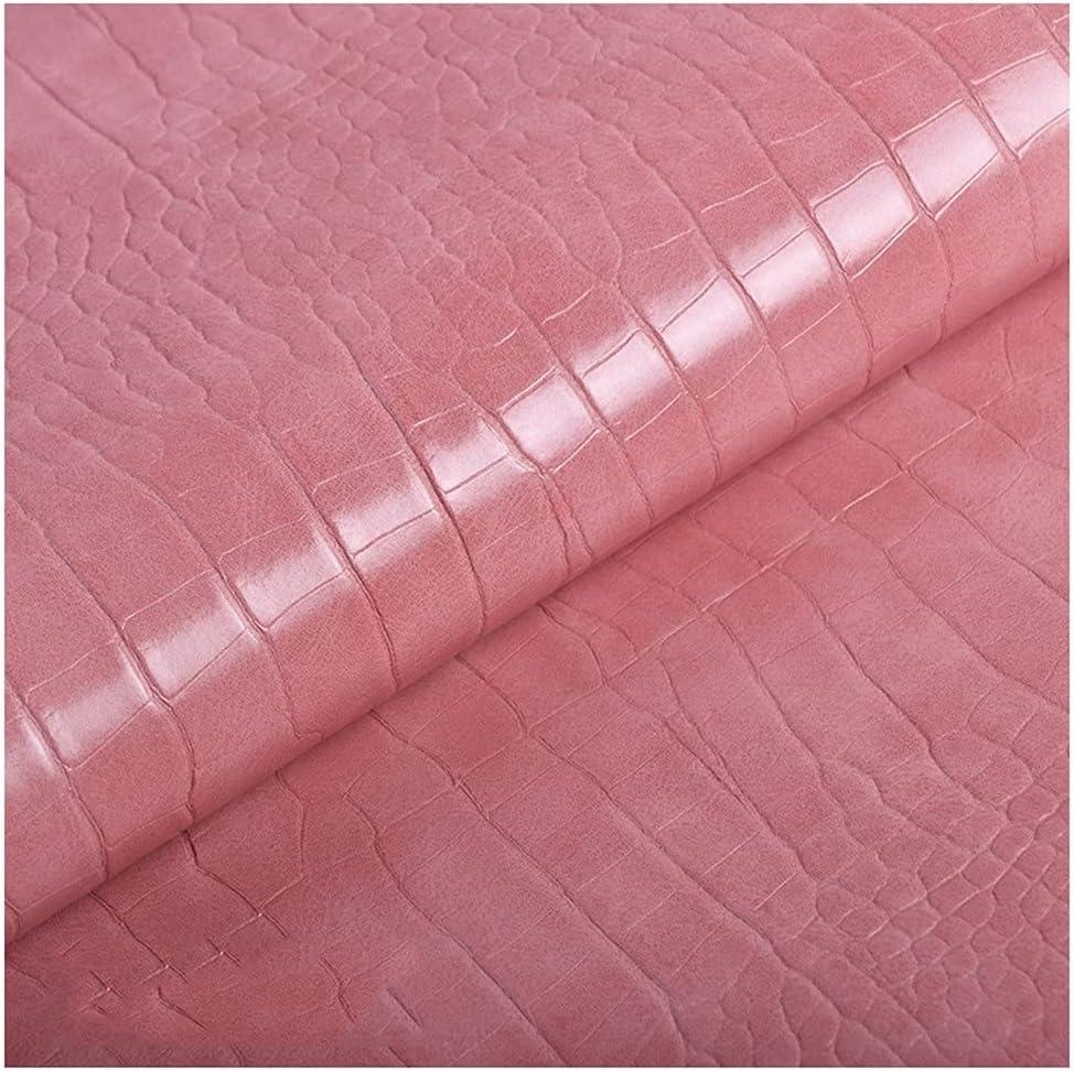 Protezione Ambientale Morbida Pelle Tessuto Sfondo Muro Borsa Rigida Divano in Pelle Impermeabile E Insapore Pelle Artificiale Addensata Resistente All'usura (Color : K-07, Size : 1.38X10m)