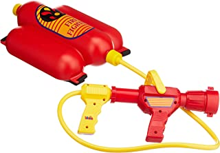 Theo Klein 8932 Firefighter Henry Water Spray I With Water Spray Function and 2-Litre Tank I Can be Carried like a Backpac...