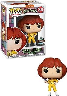 "Funko POP! Retro Toys TMNT April O'Neil 3.75"" Specialty Series Figura de vinilo"