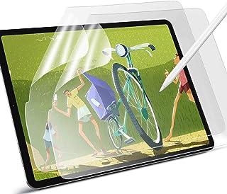 TAMOWA skärmskydd kompatibel med iPad Pro 12,9 tum (2020 och 2018-modeller), 2-pack mjuk matt skyddsfilm kompatibel med Ap...