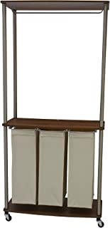 Best laundry folding table with hanging rod Reviews