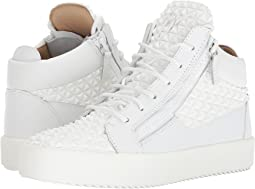 May London Picardy Mid Top Sneaker