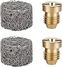 ANCIRS 2 Pack 1.1mm Foam Orifice Nozzle Tips, Foam Maker Universal Accessories for Snow Foam Lance