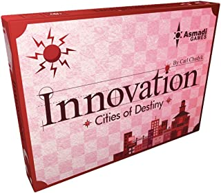 Asmadi Games Innovation: Cities of Destiny Third Edition