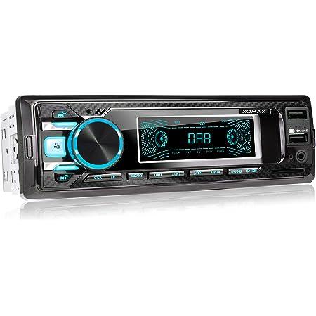 Xomax Xm Rd269 Autoradio Mit Integriertem Dab Tuner Elektronik