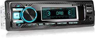 XOMAX XM RD269 Autoradio mit integriertem DAB+ Tuner, FM RDS, Bluetooth Freisprecheinrichtung, USB, SD, MP3, AUX IN, incl. DAB+ Antenne,1 DIN