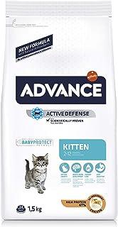 Advance Kitten - Pienso para Gatitos - 1.5 kg