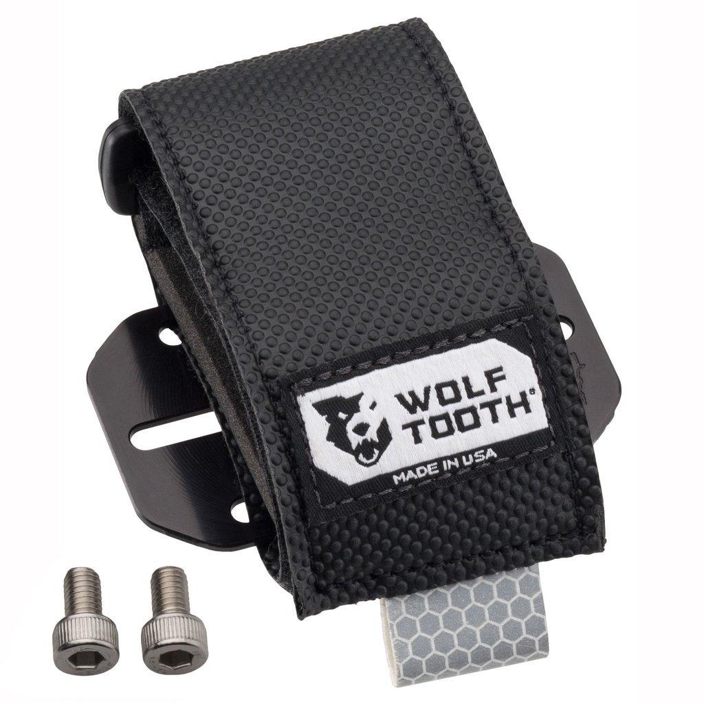 Wolf Tooth B-RAD Cinta Portaherramientas, Unisex Adulto, Negro, M ...