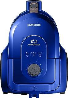 Samsung VCC43U1V3D/XET Aspirador sin Bolsa, Doble c?mara aspiradora, Cepillo 2 en 1 alfombras y Suelos 170 W, Azul Intenso