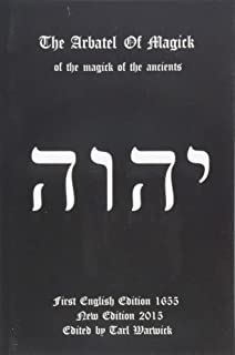 Arbatel of Magick: Of the Magick of the Ancients