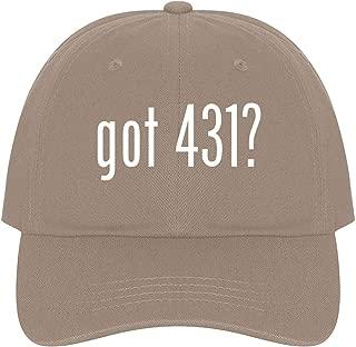 The Town Butler got 431? - A Nice Comfortable Adjustable Dad Hat Cap