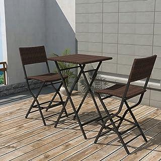 Amazon.fr : tables et chaises de bar : Jardin